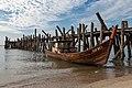 Langkawi Malaysia Fisherboat-at-Pantai-Pasir-Hitam-01.jpg