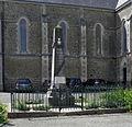 Lassay-les-Châteaux (53) Monument aux morts de Niort-la-Fontaine.JPG