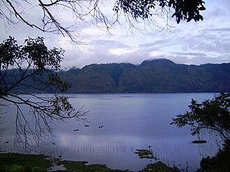 Central Aceh Regency - Laut Tawar Lake