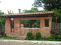 Lavras Novas, Ouro Preto MG Brasil - Muro de taipa - panoramio.jpg