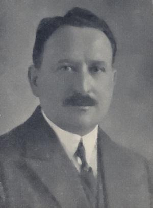Frédéric Lazard - Frédéric Lazard, 1929