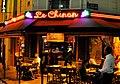 Le Chinon, 49 Rue des Abbesses, 75018 Paris 2011.jpg