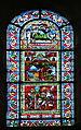 Le mans─Cathédrale-partie romane-vitraux─2.jpg