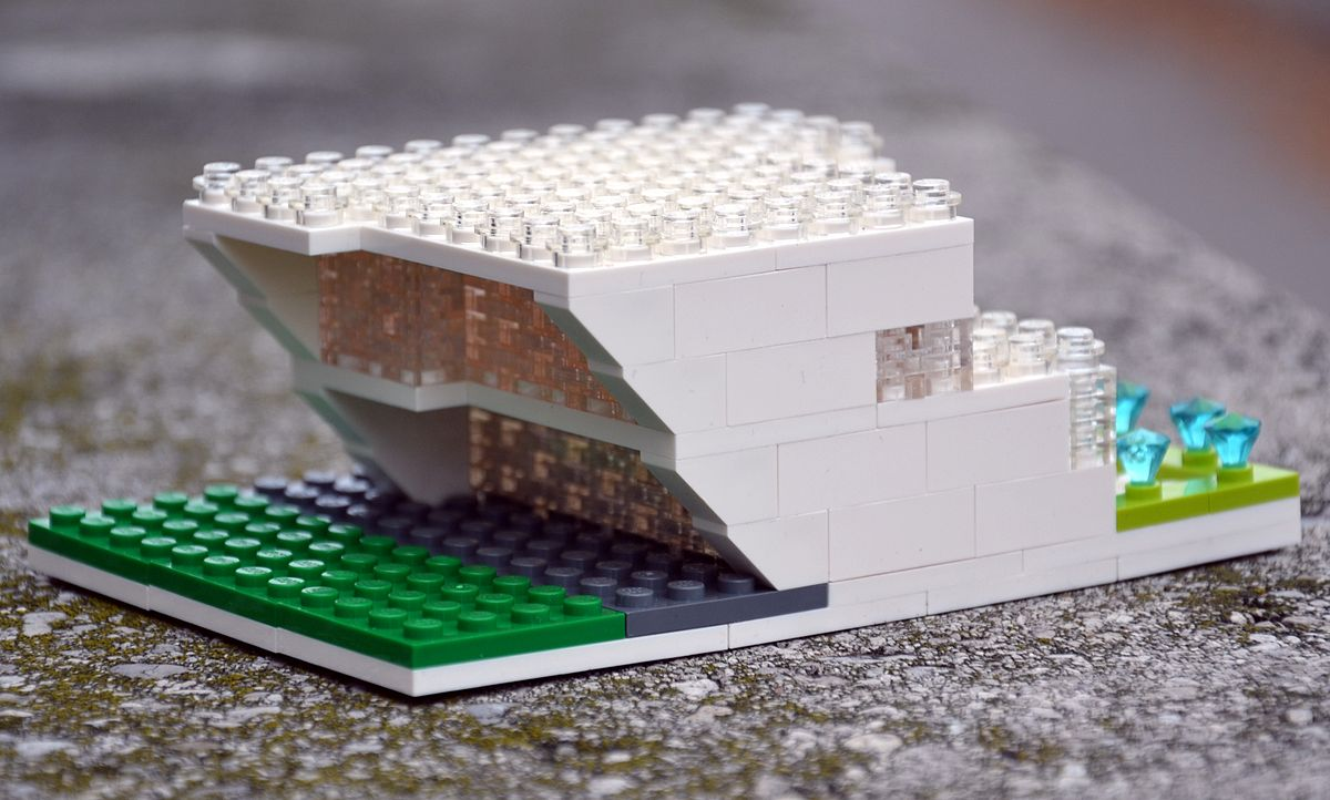 Lego Architecture –