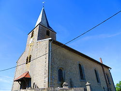 Lemmes L'église Saint-Laurent.JPG