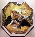 Leolio orsi, frammenti di affreschi dalla rocca di novellara, 1546 ca., ratto di ganimede.jpg