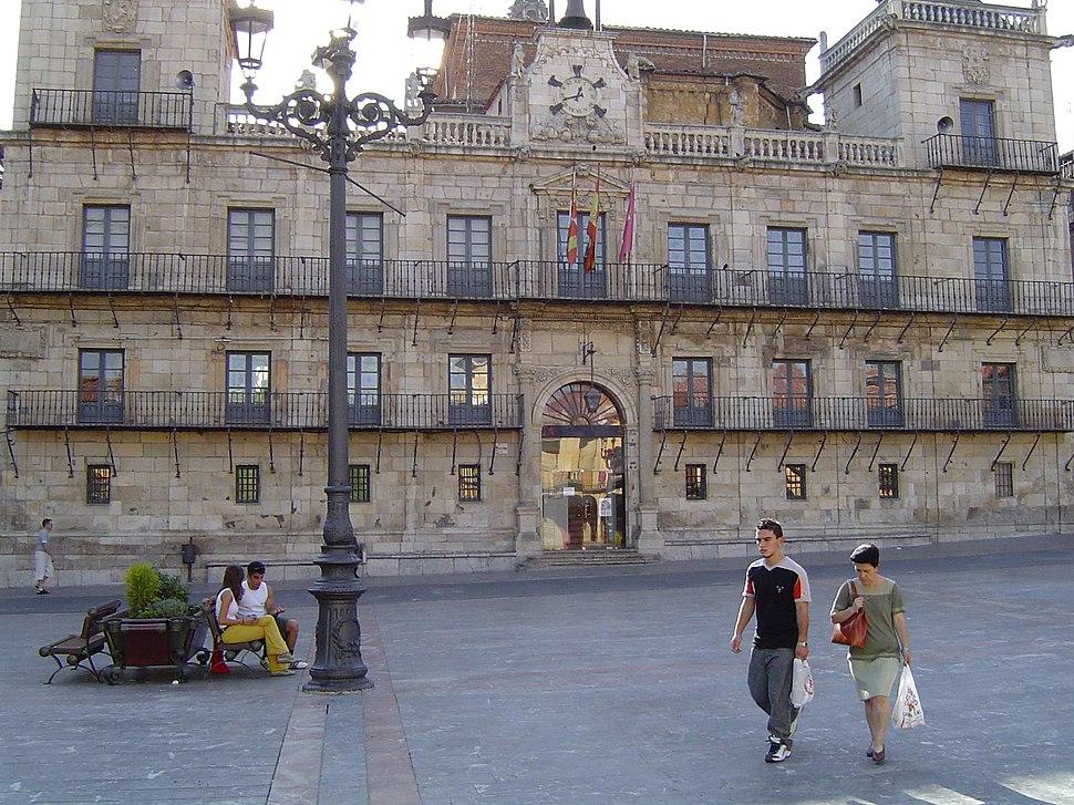Leon ayuntamiento