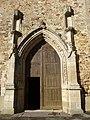 Leporche d'entrée de l'eglise de st meen le grand - panoramio.jpg