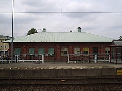 Lerum Railway Station