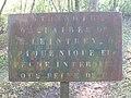 Les entonnoirs de Leintrey - Interdit de piqueniquer dans l'ossuaire.jpg