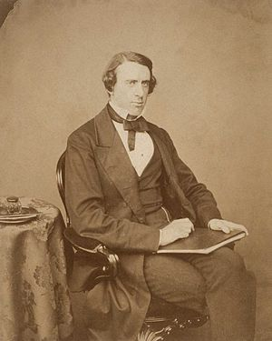 Leslie Stephen - Leslie Stephen (c. 1860)