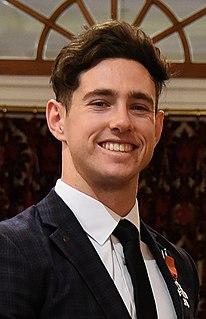 Liam Malone New Zealand para-athlete