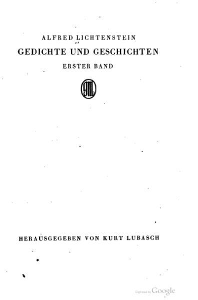 File:Lichtenstein Gedichte und Geschichten 1.djvu
