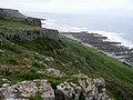 Limestone cliffs - geograph.org.uk - 489495.jpg