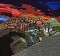 Litografía de Jerusalem hecha Comic I.jpg