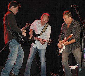 Little River Band - LRB performing at the Seminole Hard Rock Hotel and Casino Hollywood in October 2006
