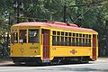 Little Rock streetcar 408 in 2007.jpg