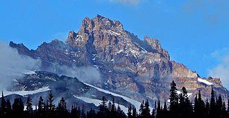 Little Tahoma Peak - Image: Little Tahoma Peak