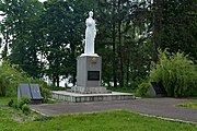 Liubytiv Kovelskyi Volynska-monument to the countrymans-general view.jpg