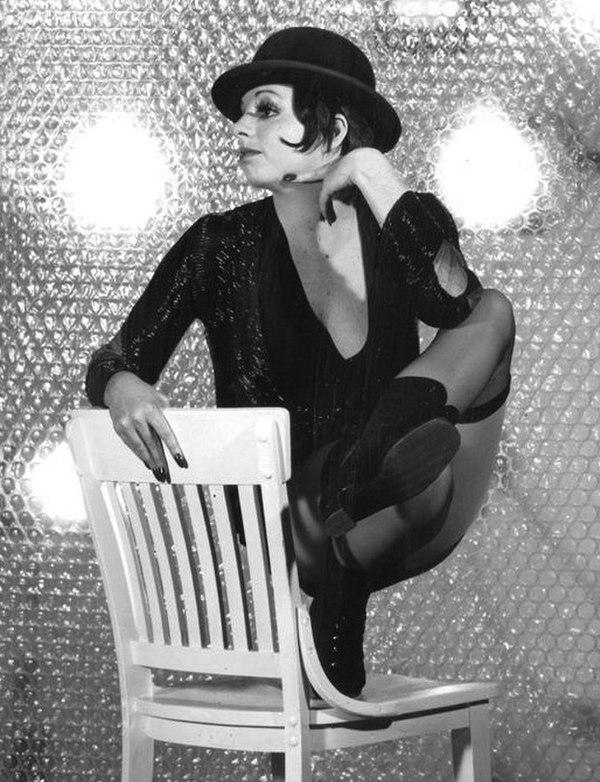 Photo Liza Minnelli via Wikidata