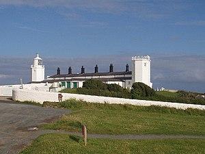 Lizard Lighthouse - Image: Lizard Lighthouse geograph.org.uk 11816