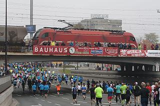 Ljubljana Marathon Annual race in Slovenia held since 1996