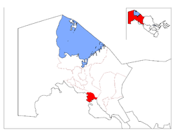 Location of Amudaryo District in Qoraqalpog'iston.png