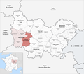 Locator map of Arrondissement Château-Chinon (Ville) 2019.png