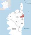 Locator map of Kanton Casinca-Fiumalto.png