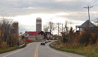 Lochaber, Quebec Township municipality in Quebec, Canada