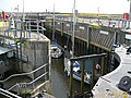 Lock at the Cardiff Bay Barrage - geograph.org.uk - 967112.jpg