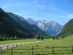 Logarska Dolina - Image: Logarska Dolina