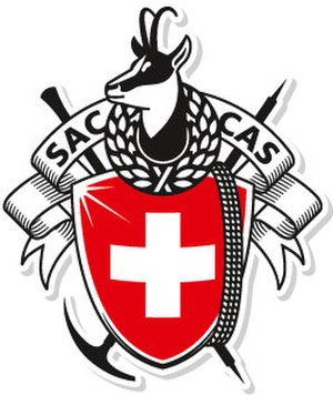 Swiss Alpine Club - Official logo of the Swiss Alpine Club.