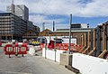 London-Woolwich, Royal Arsenal, Cannon Square - Crossrail Station 18.jpg