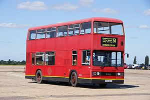 London Central bus T1102 (B102 WUV), 2010 North Weald bus rally.jpg