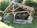 Longueval-Barbonval (Aisne) lavoir à Barbonval (02).JPG