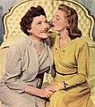 Louella Parsons and June Allyson, 1946.jpg