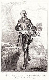 Louis Nicolas Victor de Félix dOllières Marshal of France