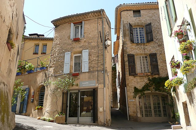 Lourmarin (Лурмарен), Прованс, Франция