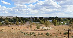 View of Loxton