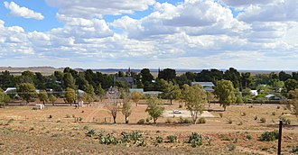 Loxton, Northern Cape - View of Loxton