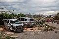 Lužice after 2021 South Moravia tornado strike (42).jpg