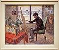 Lucien pissarro, interno dello studio, 1887.jpg