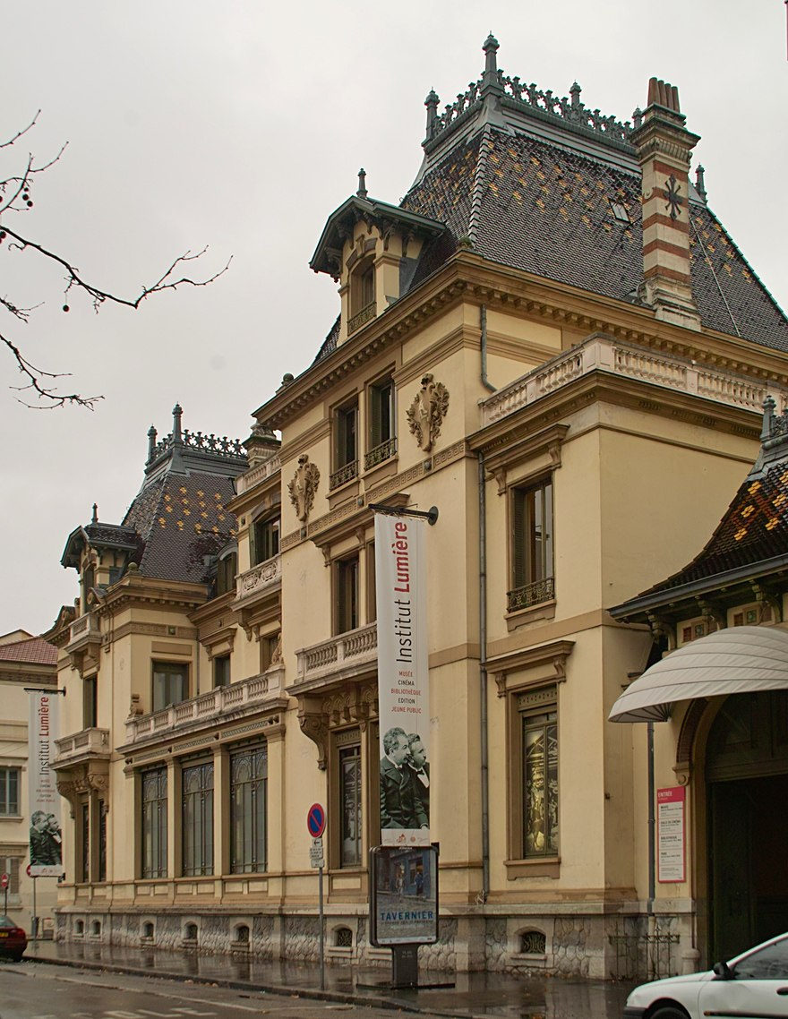 Lumi%C3%A8re House Lyon