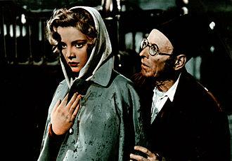 Turi Pandolfini - Pandolfini with Virna Lisi in New Moon (1955)