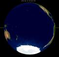 Lunar eclipse from moon-2094Jun28.png