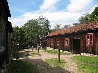 Luostarinmäki - Luostarinmäki Handicrafts Museum