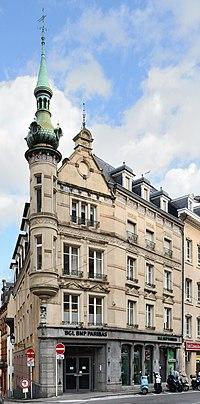 Conrotseck wikipedia for Maison moderne luxembourg wikipedia