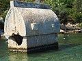 Lycian sarcophagus in simena - panoramio (2).jpg