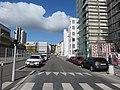 Lyon 2e - Rue Casimir Périer depuis le quai Perrache (mars 2019).jpg